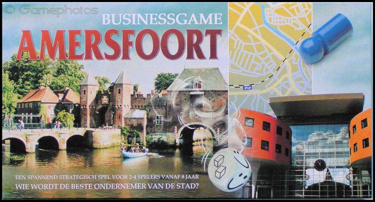 Amersfoort - Box Front