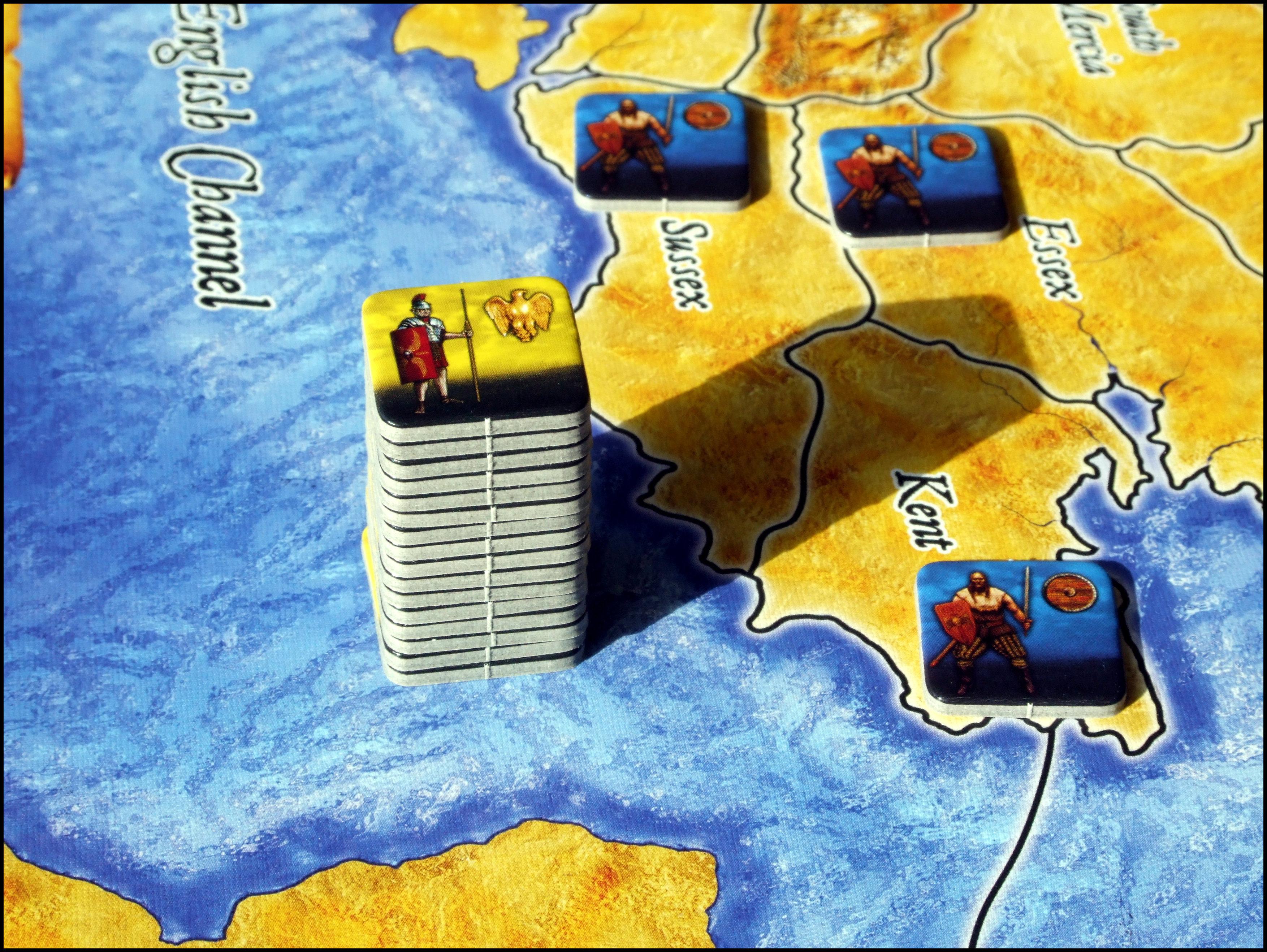 Britannia - The Shadow Of Rome