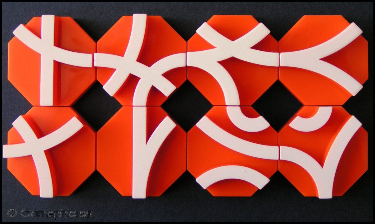 Crosstrack - Player Pieces