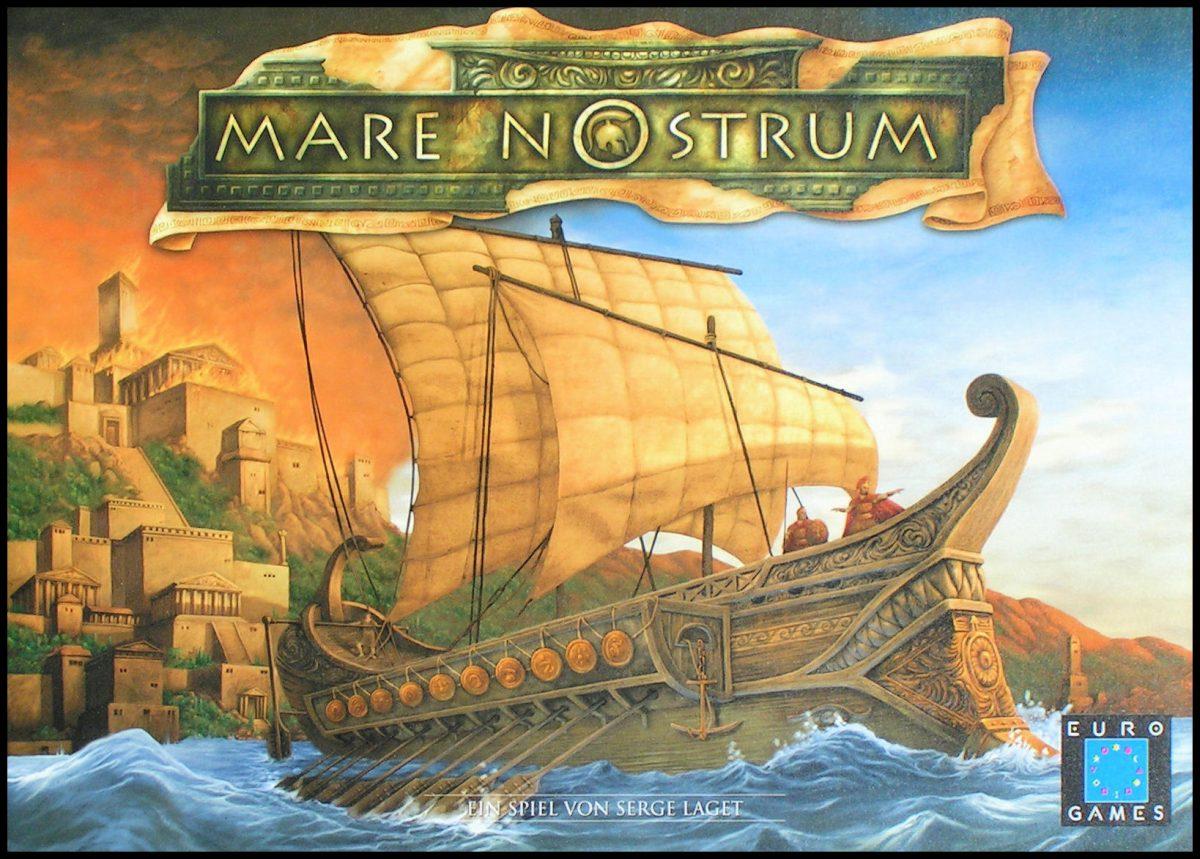 Mare Nostrum - Box Front