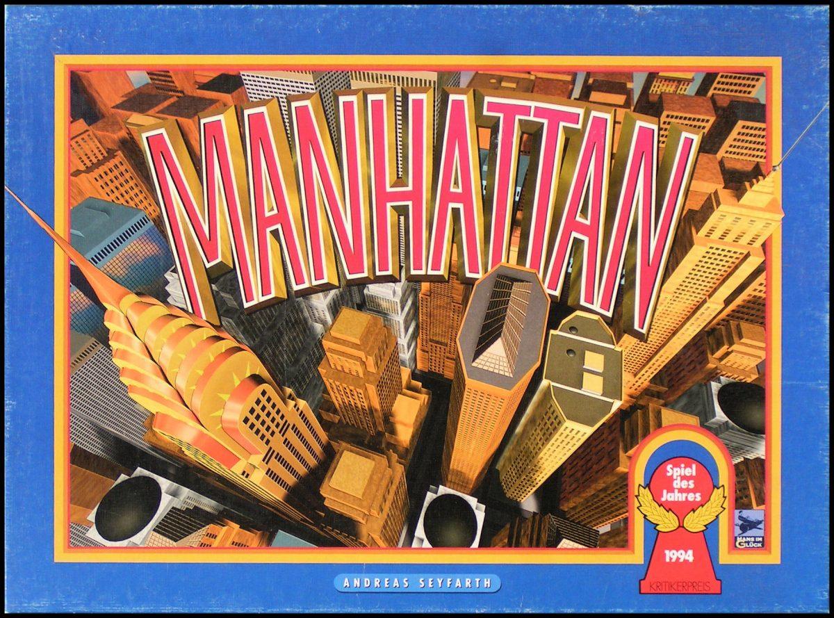 Manhattan - Box Front