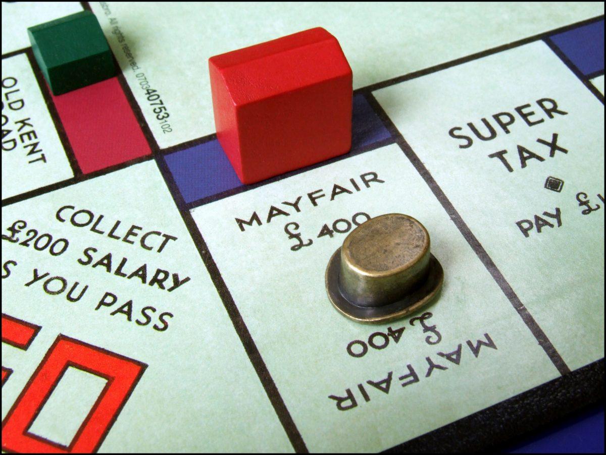 Monopoly - Landing On Mayfair