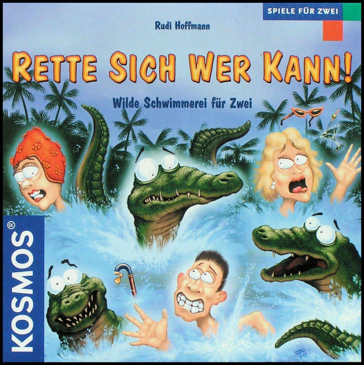 Rette Sich Wer Kann! - Box Front