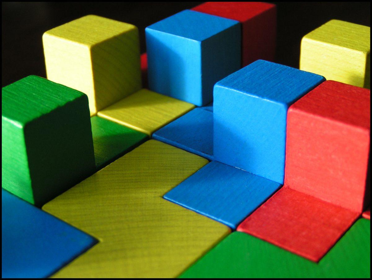 Rumis - Cube Set