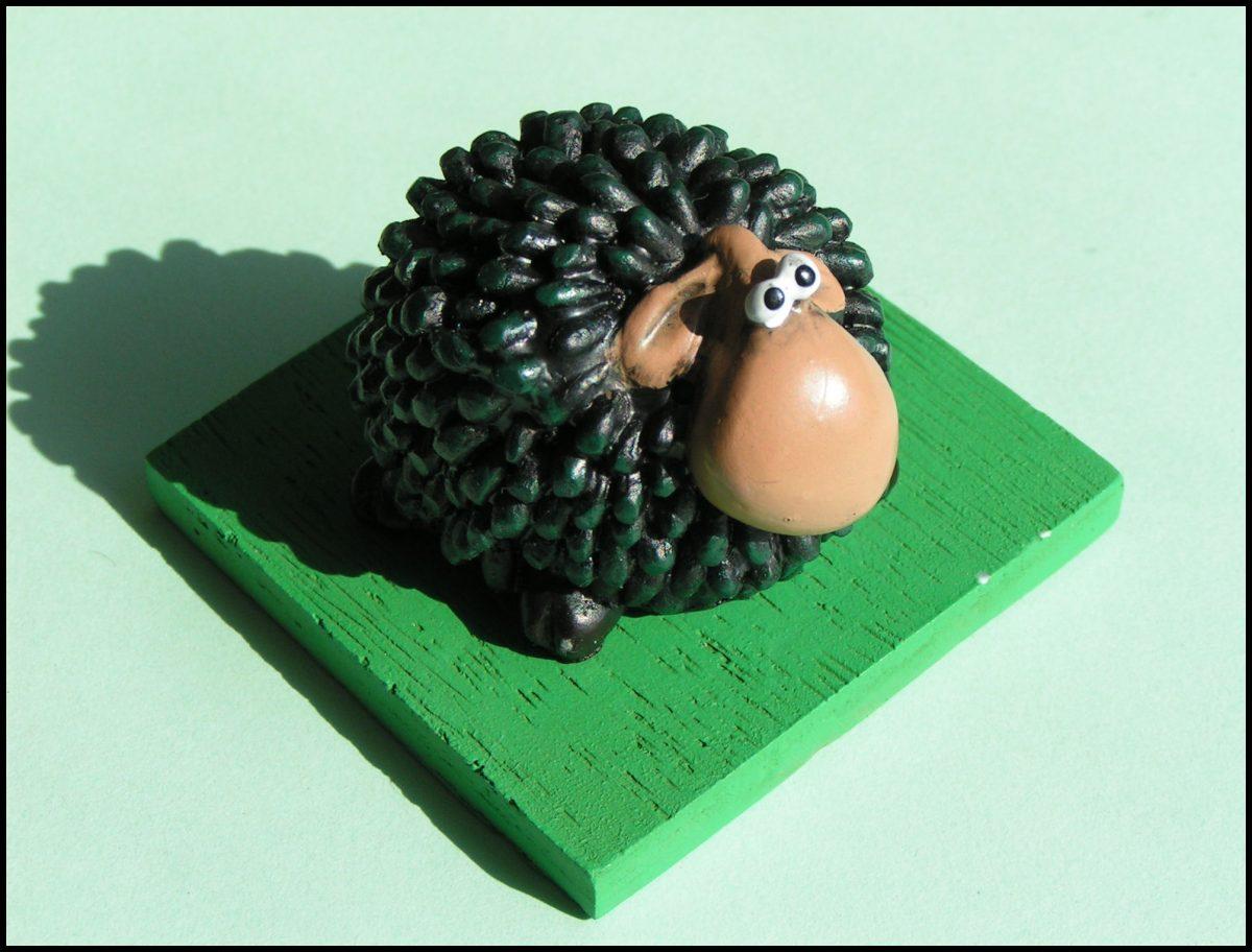 Shear Panic - The Green, Green Sheep Of Home