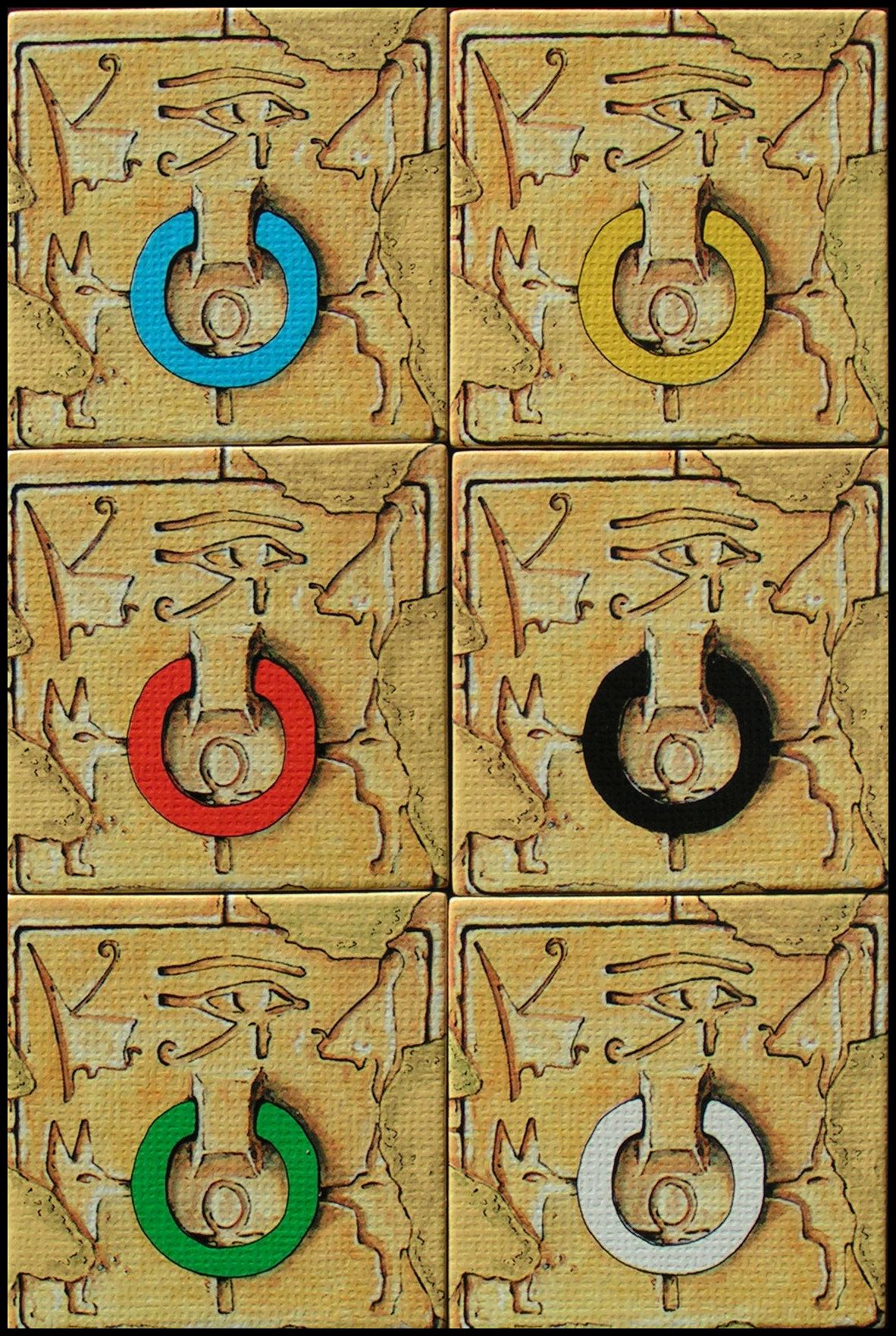 Tutankhamen's Revenge - Blockade Tiles