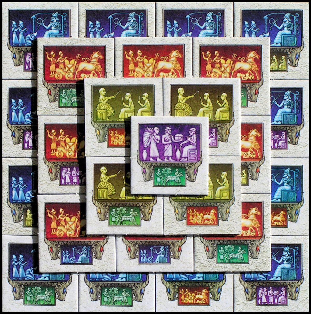 Ur - Ziggurat Of Tiles