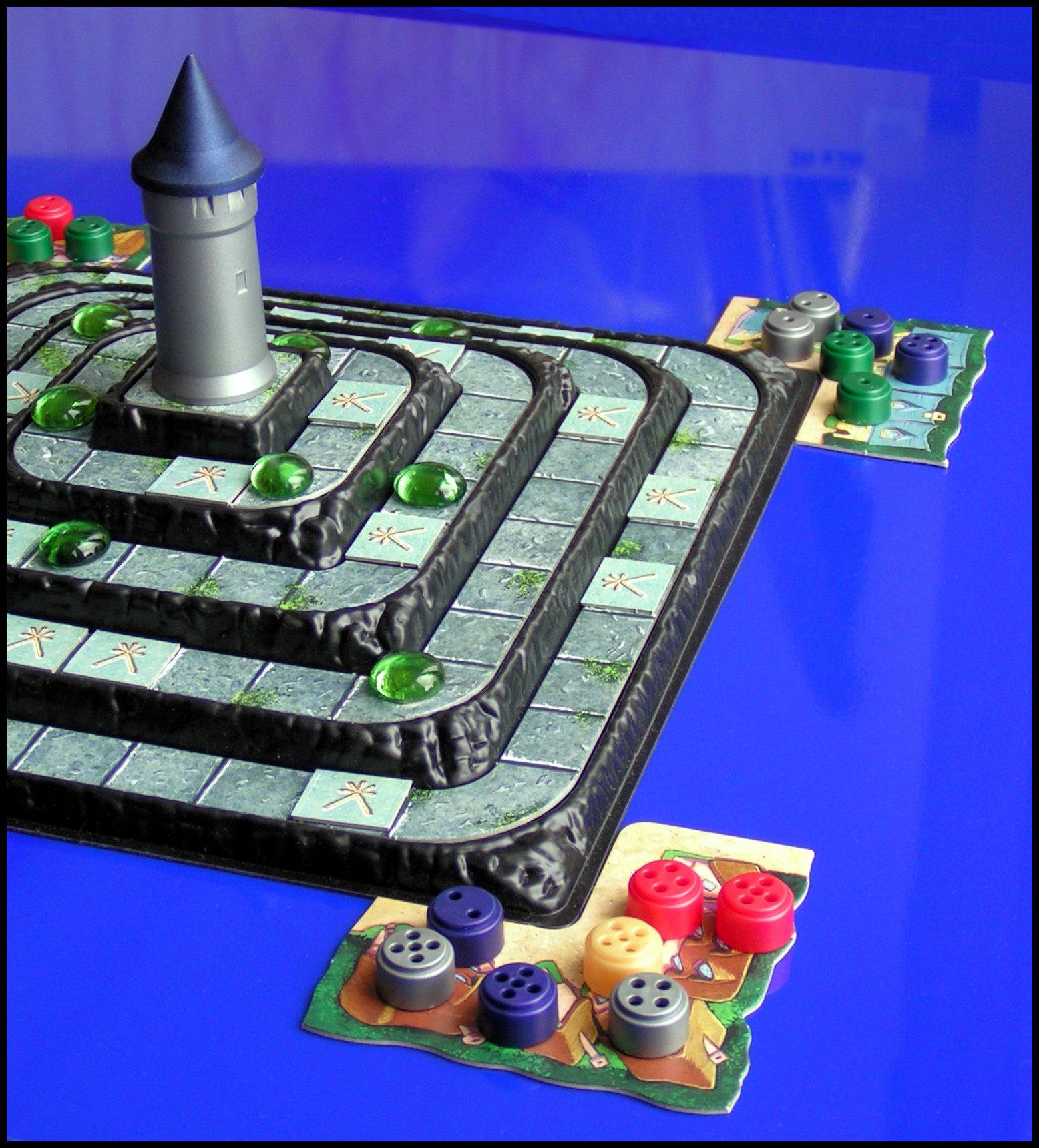 Zauberberg Spiel