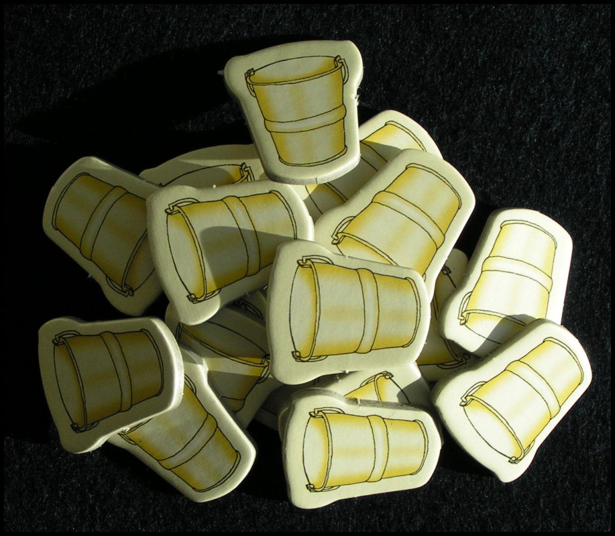 Alles Im Eimer - Yellow Buckets