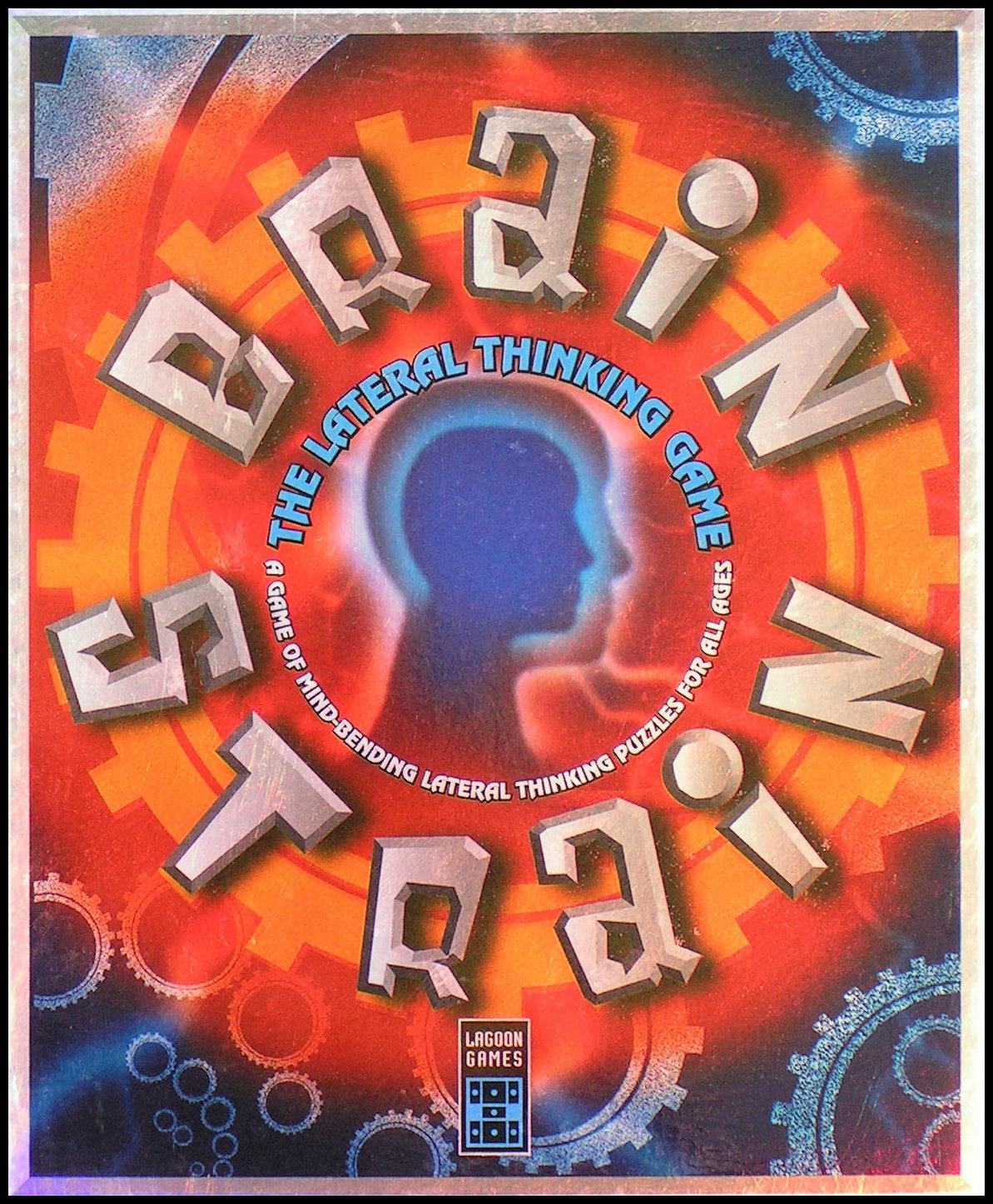 Brain Strain - Box Front