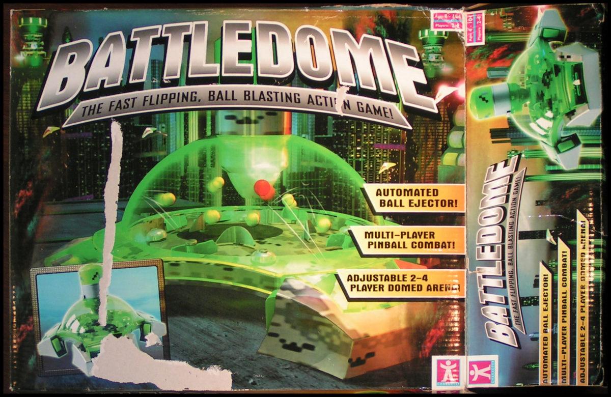 BattleDome - Box Front