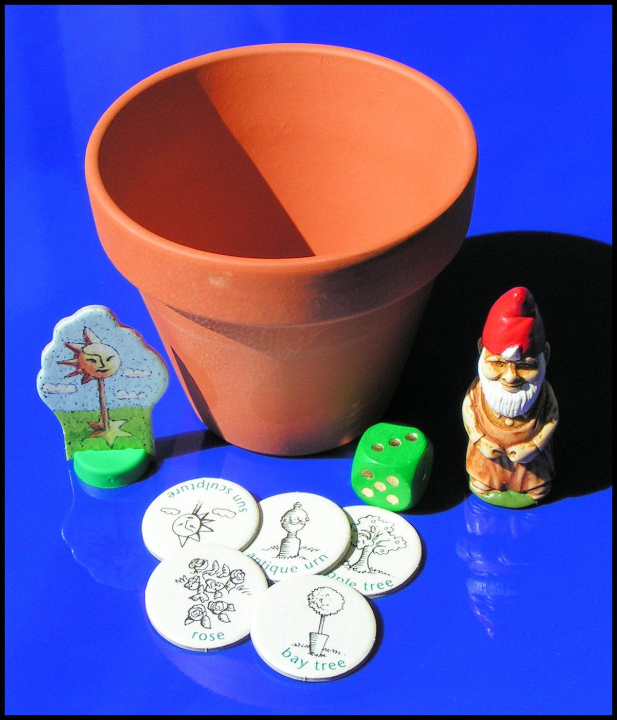 The Chelsea Flower Show Game - Flower Pot