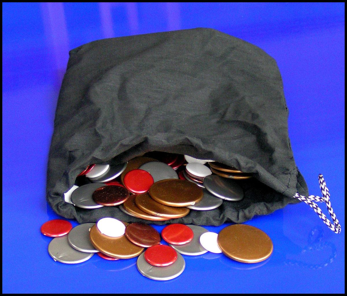 Fantasy Business - Money Bag