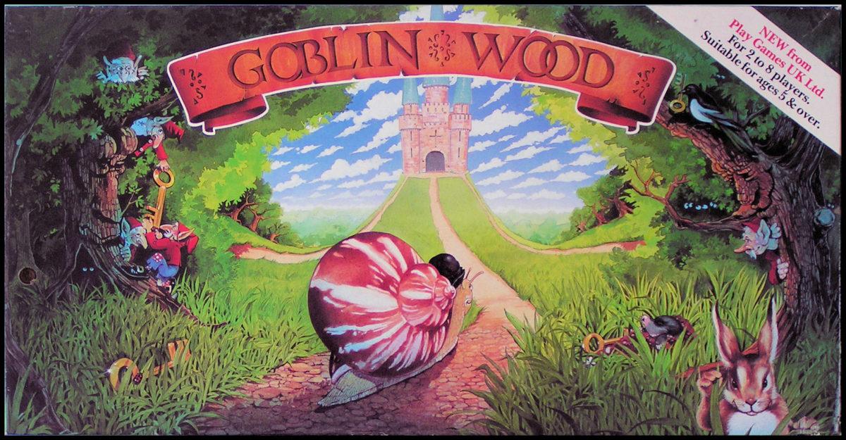 Goblin Wood - Box Front