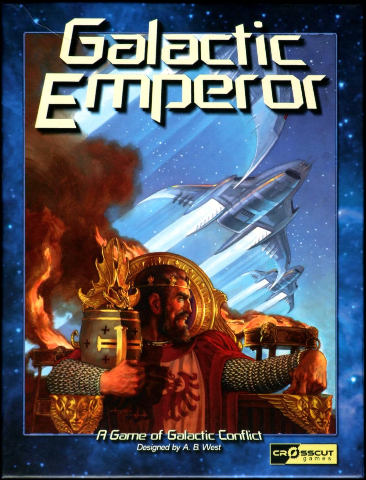 Galactic Emperor - Box Front