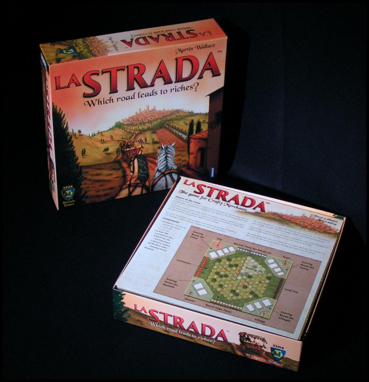 La Strada - Opening The Box