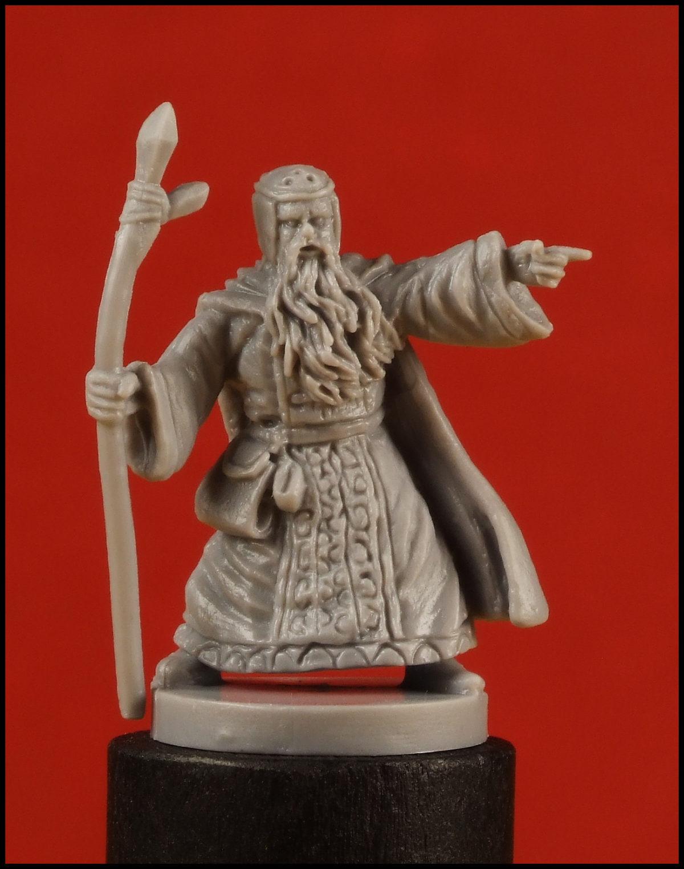 Talisman 4 Upgrade - Wizard Figure