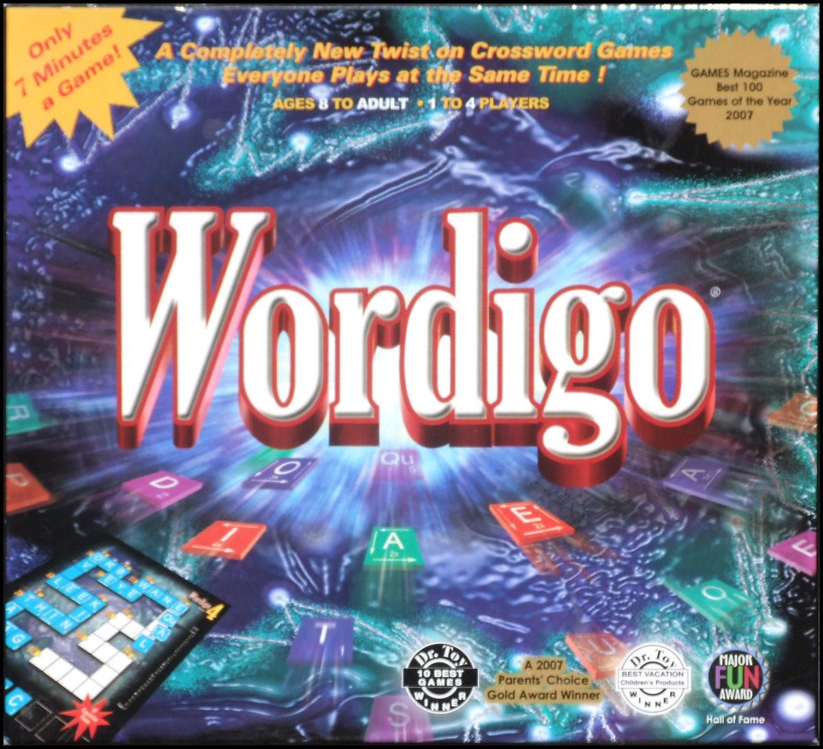 Wordigo - Box Front